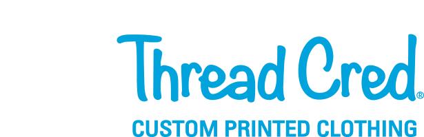 thread cred custom printed clothing and tee shirts