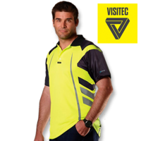 Visitec Warrior Airwear Polo (S–6XL)