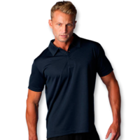 Botany Mens Performance Sport Polo (S–5XL)