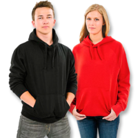 Classic Adult Hoodie Mid Weight (S–5XL)