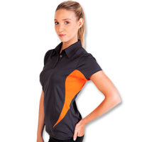 Accelerator Ladies Sport Polo (Size 8 to 22)