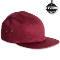 Finn Five Panel Cap by AS Colour