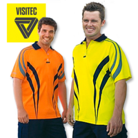 Visitec Charger Airwear Polo (S–6XL)