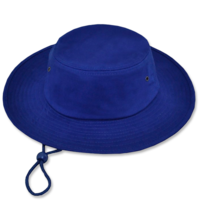 Cotton Surf Hat with Toggle Rope