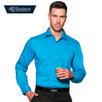 Mosman Long Sleeve Mens Shirt (XXS – 5XL)