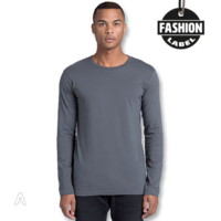 Ink Long Sleeve Adult Tee –  (S–2XL) by 'AS Colour'