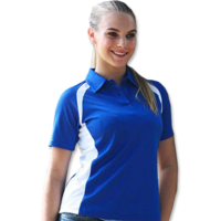 Essentials Cotton Back Womens Sport Polo (8-24)