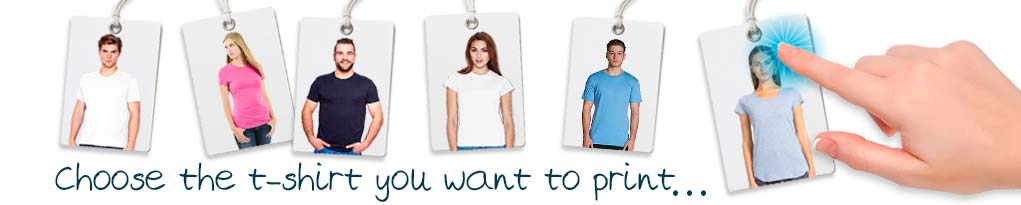 design your own custom printed tshirts.